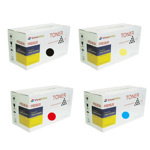 1 x FULL SET Replacement - Laser Toner ink Cartridge for Brother Colour printer