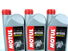 Kühlflüssigkeit 3Liter Motul Motocool rot Factory Line Motorrad silikatfrei