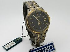 """Seiko Kinetic Titanium 5M42-0A20 ref: SKH004P1 BOX & PAPERS """"Feather Light"""""""