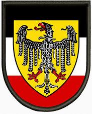 Wappen von Aachen, Aufnäher ,Pin, Aufbügler