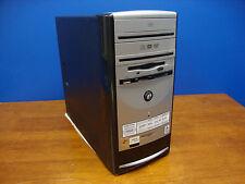 EMACHINES T3265 TOWER COMPUTER PC AMD ATHLON 2.20GHz 2GB 80GB