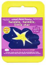 Twinkle Twinkle Little Star CD in KIDZCASE. nursery rhymes, kids, songs *NEW*