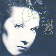 CD Single Céline DION	It's all coming back to me now 2-Track CARD SLEEVE NEW