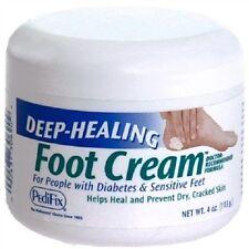 NEW PEDIFIX DEEP-HEALING FOOT CREAM FOR DIABETES & SENSITIVE FEET CRACKED SKIN