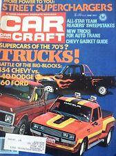 Car Craft Magazine 454 Chevy Vs 440 Dodge June 1977 082017nonrh2