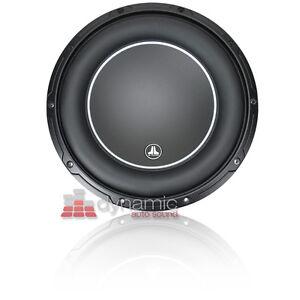 """JL Audio 10W6v3-D4 10"""" W6v3 Series Dual 4-Ohm 600W Car Audio Subwoofer NEW"""