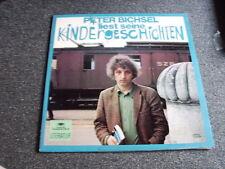 Peter Bichsel liest seine Kindergeschichten LP-Literatur Deutsche Grammophon