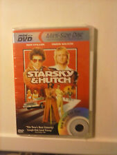Starsky & Hutch - Mini Size Disc DVD - Brand NEW Plays in Regular DVD Players
