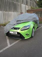 Quality Ford Focus Mk2 Water Water Proof Full Car Cover (M) - Fully Waterproof