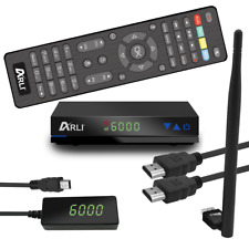 ARLI AH1 DVB-S/S2 1080p HD Sat-TV-Receiver