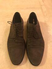 d022f9a81058b0 Chaussures Derby Homme Hugo Boss pointure 8 (42) daim marron glacé bon état