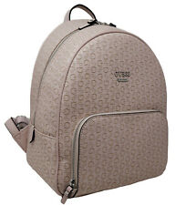 NEW GUESS Women's Evans Logo Debossed Backpack Handbag