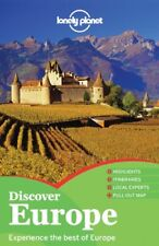 Lonely Planet Discover Europe (Travel Guide)-Lonely Planet,Berry,Else,Garwood,H