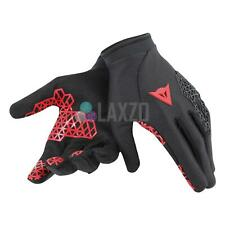 Tactic Gloves Synthetic Fabric Palm With Outer Knuckle Pads Black/Red (XXL)