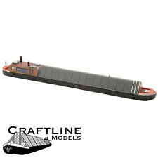 Craftline Models MB70 - Covered Narrow Boat Balsa Wood Kit OO Gauge/4mm -1st