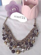 Beautiful Lia Sophia FANCY THAT Multi-Strand Necklace, NWOT