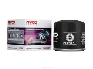Ryco Syntec Oil Filter Z436ST fits Subaru WRX 2.0 (VA), STI 2.5 (VA)