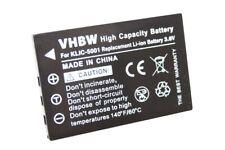 Akku für SANYO XACTI DMX-HD1000 VPC-HD1000 -HD 1000