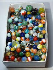 Lot of 180 Plus ESTATE SALE FIND Vintage & Antique Marbles & Shooters Mixed