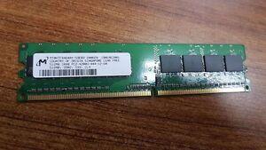 MICRON MT8HTF6464AY-53EB3 MODULE DDR2 SDRAM 512MB 240UDIMM