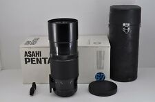 PENTAX SMC TAKUMAR 6X7 400mm F4 Medium Format MF Lens for 6x7 67 #170324f