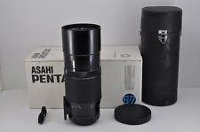 PENTAX SMC TAKUMAR 6X7 400mm F4 Medium Format MF Lens for 6x7 67 #170324f