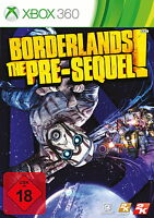 XBOX 360 / BORDERLANDS - THE PRE-SEQUEL / USK 18