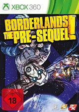 Borderlands: The Pre-Sequel (Xbox 360)  New    Mutilingua   Neuware