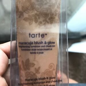 Tarte Maracuja Blush & Glow Candlelight.100% Authentic-Sealed.BNIB