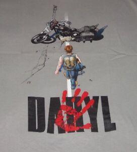 Walking Dead Daryl Dixon Akira Shirt