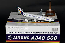 """Airbus Industrie A340-500 """"House Color"""" F-WWTE JC Wings 1:200 Diecast XX2864"""