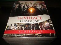 """COFFRET 26 DVD NEUF """"UN VILLAGE FRANCAIS - L'INTEGRALE"""" saison 1 2 3 4 5 6 & 7"""