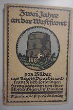 Zwei Jahre an der Westfront/323 Bilder/1.-15.Tsd/1917/Artois Picardie franz.Loth