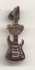 Hard Rock Cafe Chicago Hotel 3D Cast Guitar Pin
