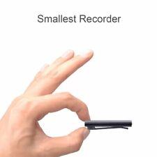 Recorder small voice