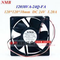 for NMB 4715SL-05W-B96 12038 24V 2.5A 12CM Inverter Cooling Fan