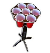 Pong-O (A mix between beer pong and bag toss)