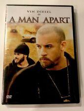 A Man Apart (DVD, 2003, ) Vin Diesel Action 11M