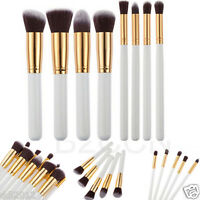8Pcs Professional Cosmetic Makeup Brushes Set Blush Eyeshadow Make Up Tools Kit