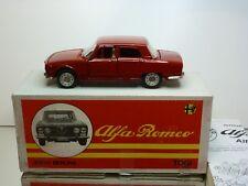 TOGI 9/72 ALFA ROMEO 2000 BERLINA - RED 1:23 - EXCELLENT IN BOX