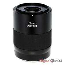 Manual Macro/Close Up 50mm Focal Camera Lenses for Sony