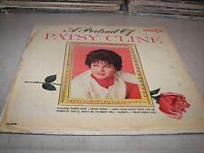 A PORTRAIT OF PATSY CLINE LP VG+ Decca DL4508 1964