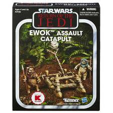 MINT Star Wars Kmart Ewok Assault Catapult INTERNATIONAL shipping RARE 2013 2014