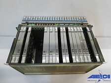NORTEL NT4K10AB R05 CABINET SAMA9AO1RB W/ FOLLOWING: 1 NT4K50AA, 2 NT7304EA