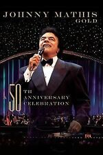 Johnny Mathis Gold: A 50th Anniversary Celebration (DVD, 2006) Used Very Good