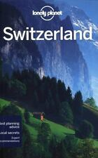 Lonely Planet Switzerland (Travel Guide)-ExLibrary