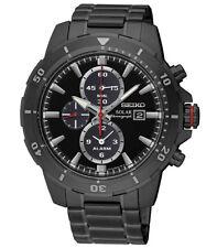 Seiko Solar Watch Alarm Chronograph Chrono SSC559P1