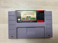 Super Mario All Stars Super Nintendo SNES Clean Game Tested, Working & Authentic