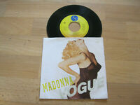 "7"" Single Madonna Vogue Vinyl SIRE WB 5439-19851-7"