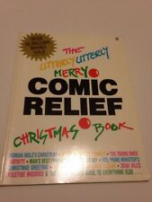 Utterly Utterly Merry Comic Relief Christmas Book , Douglas Adams, etc.Paperback